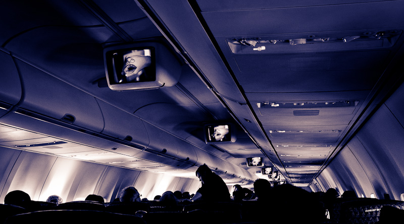 Aeroplane - Economy Class